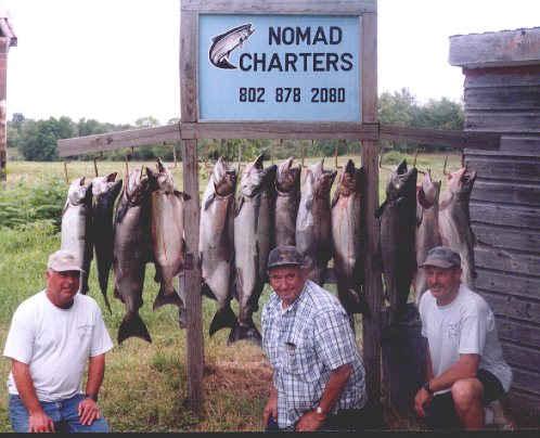 Hook up sportfishing